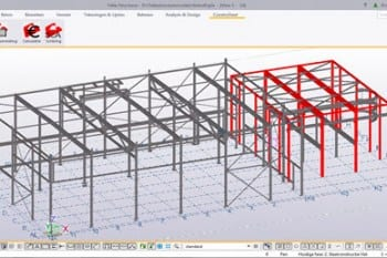 AVEVA Bocad links with ConstruSteel for CAD data import