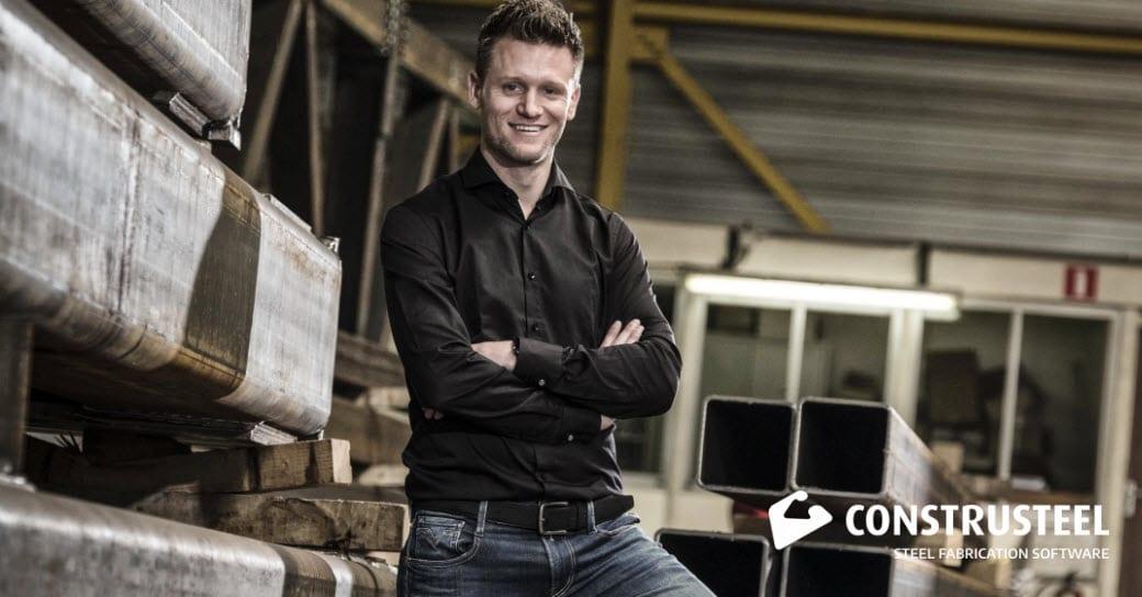 Steel fabricator Hutten about Advanced Scribing - ConstruSteel