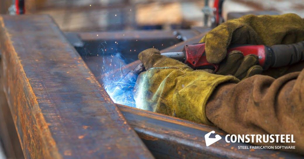 Welding - ConstruSteel