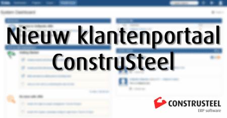 ConstruSteel klantportaal