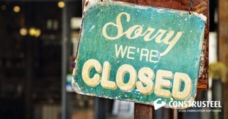 Closed - ConstruSteel