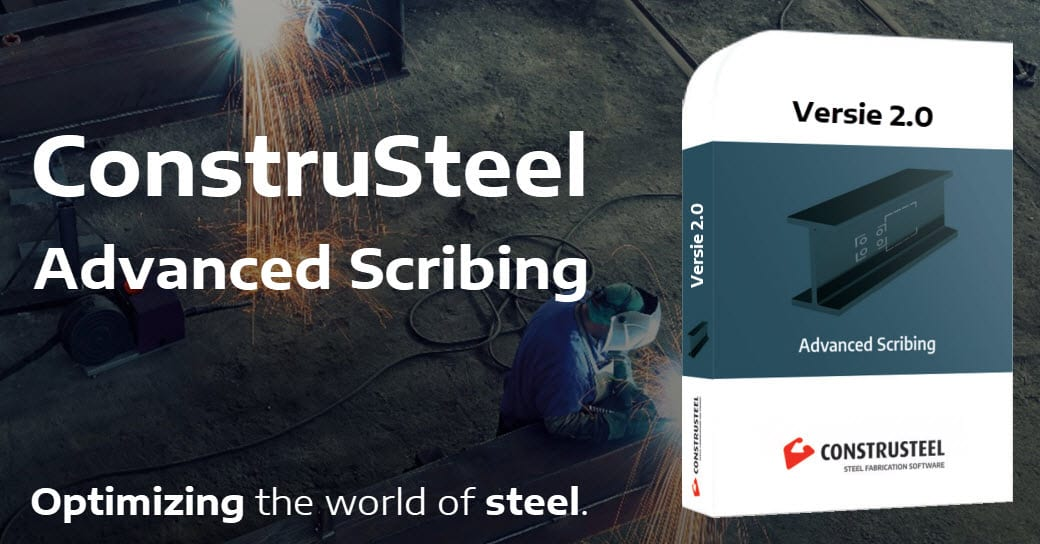 ConstruSteel Advanced Scribing versie 2.0
