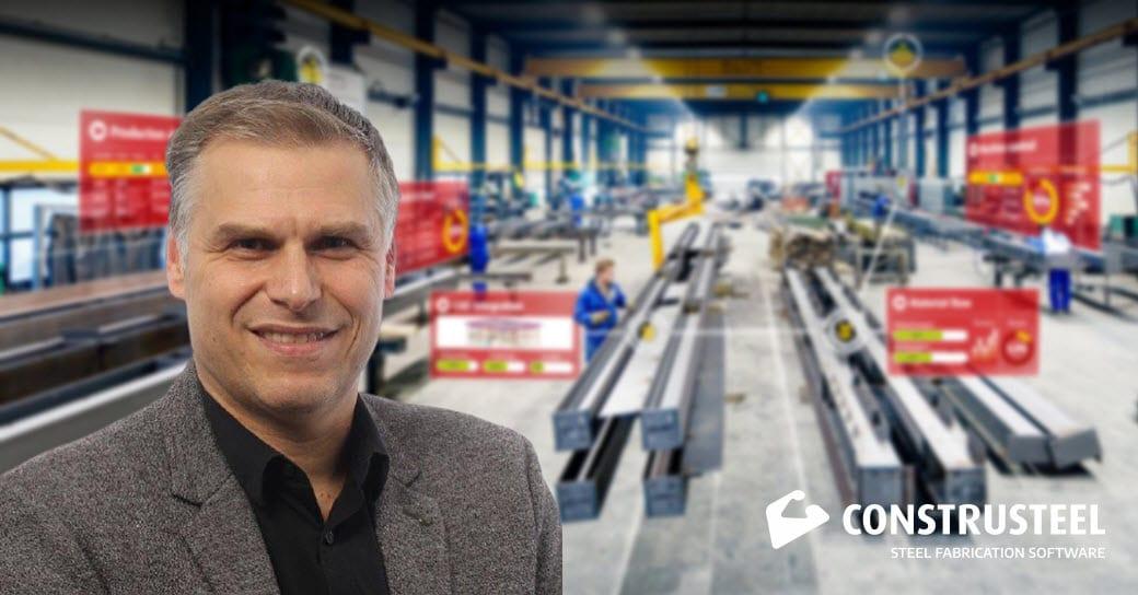 Staalbouw column André Romijn - ConstruSteel