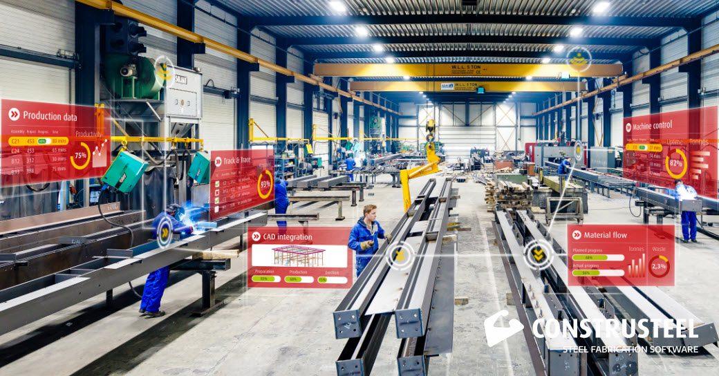 Smart Industry - ConstruSteel